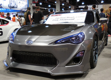 Scion FR-S Body Kit